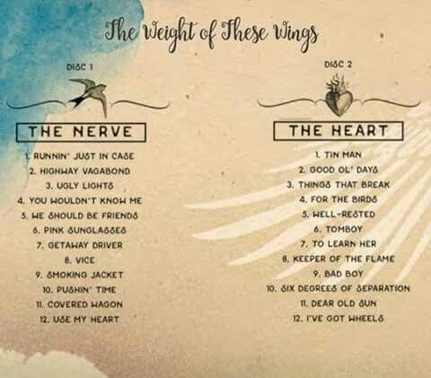 The Weight of These Wings Miranda Lambert