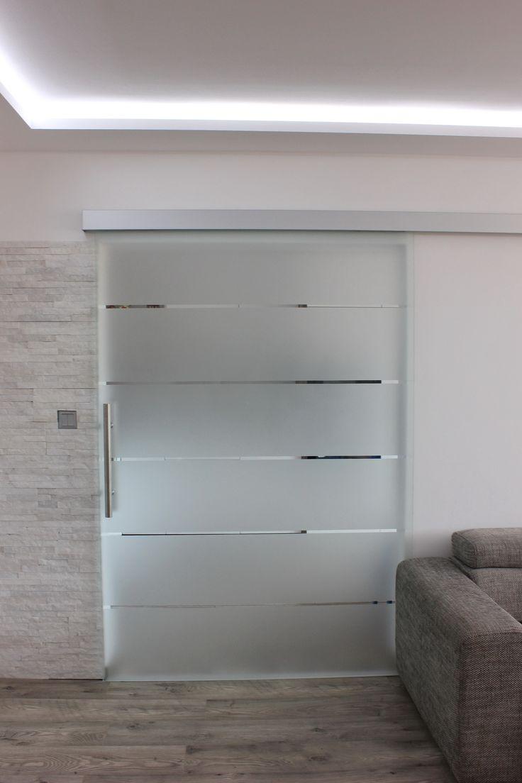 sklenené posuvné dvere GG-22.3