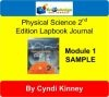 Apologia Physical Science 2nd Edition Lapbook Journal FREE Module 1