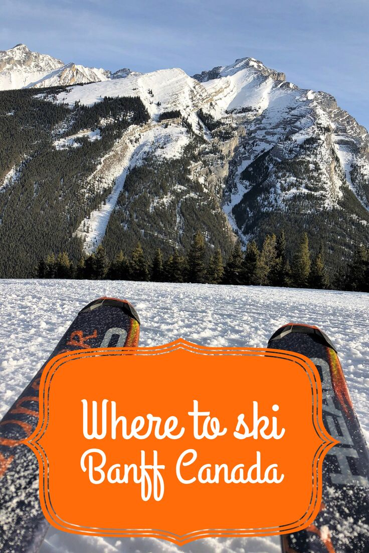 Mt Norquay is minutes from Banff in the heart of the Canadian Rockies. Family friendly and welcoming all ages and abilities it makes a perfect winter holiday destination. #Banff #Canada #winterholiday #skiholiday #downhillskii