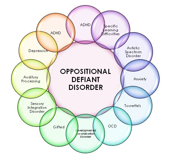 Oppositional Defiant Disorder                                                                                                                                                                                 More