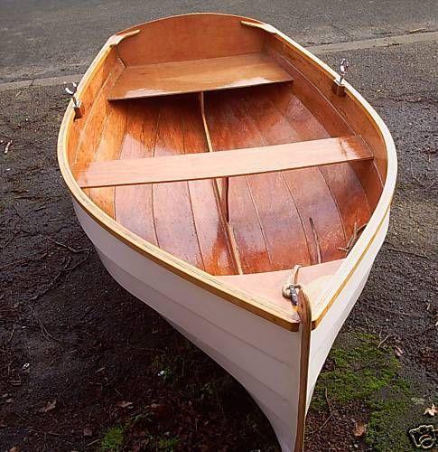 DIY Plans for WINCHELSEA 8 Rowing/Motor/Sailing Dinghy picclick.com