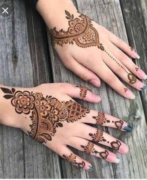 Pin By Zeenath Zahrah On Henna Mehndi Designs For Hands