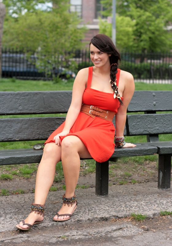 {MP Model Off Duty} REAL Curvy Girl inspiration from plus size model LAURA WELLS