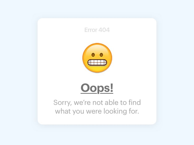 033 –– 404 Page
