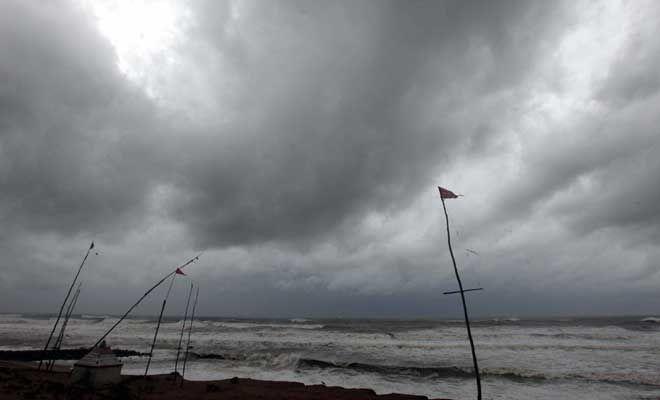 Cyclone Phailin India
