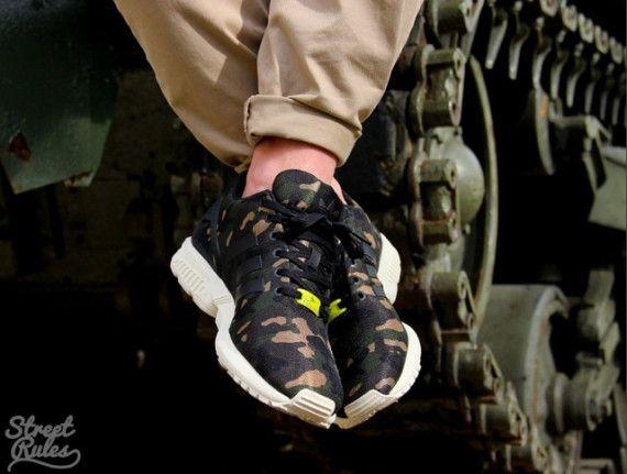 "adidas ZX Flux – ""Camo"""