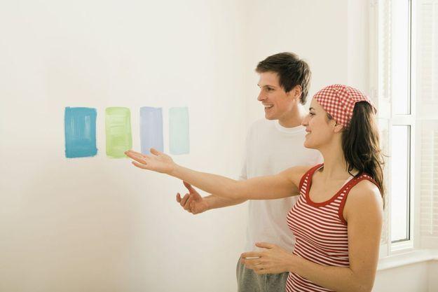 Как выбрать цвет краски для стен:10 главных нюансов - InMyRoom.ru