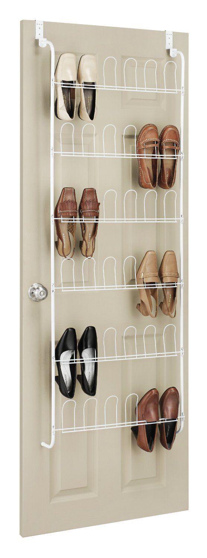 Whitmor 6023 1306 Over The Door Shoe Rack: Amazon.ca: Home U0026