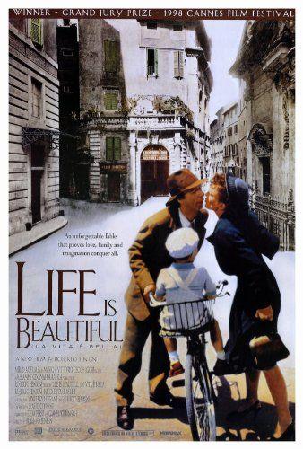 Amazon.com - Life is Beautiful Movie Poster (27 x 40 Inches - 69cm x 102cm) (1998) -(Roberto Benigni)(Nicoletta Braschi)(Giustino Durano)(Se...