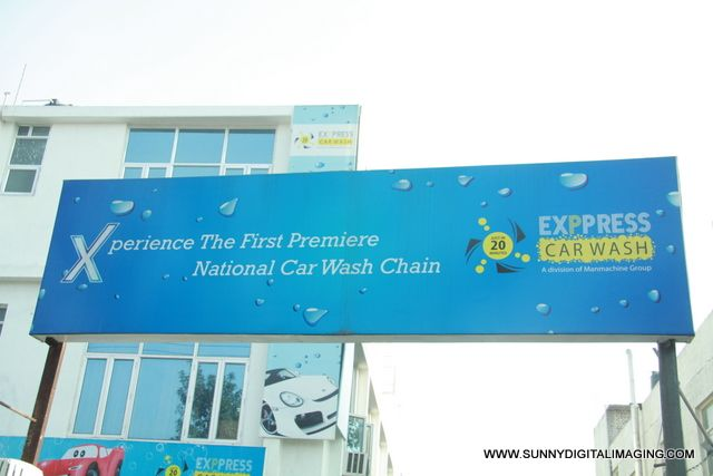 Exppress car wash is no-1 Car Wash Franchise in india.
