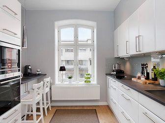 Bilder, Kök/matplats, Vitt, Köksluckor - Hemnet Inspiration