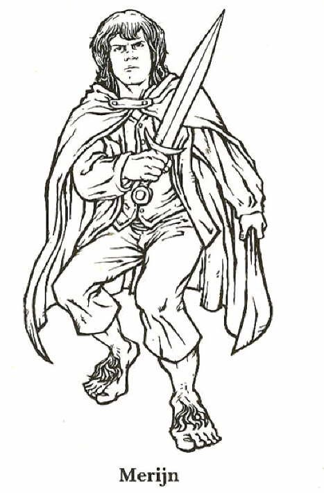 lord of the rings coloring page - coloring page lord of the rings lord of the rings own
