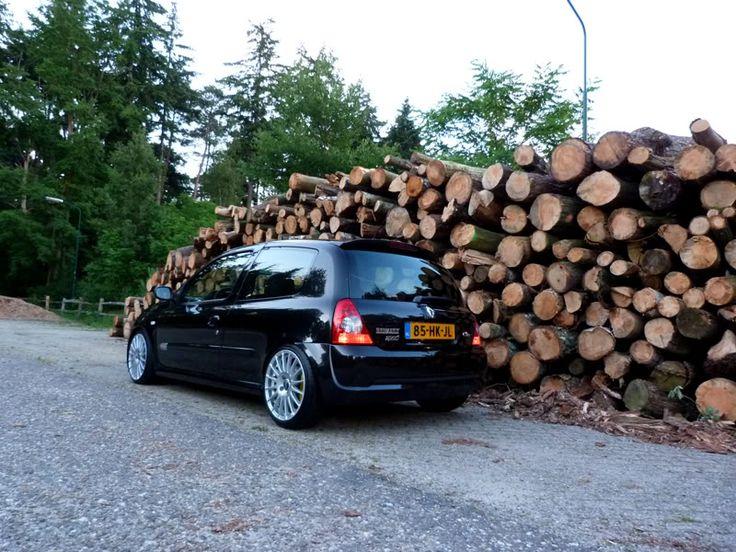 Renault Clio Sport Phase 2  Wheels  Pinterest
