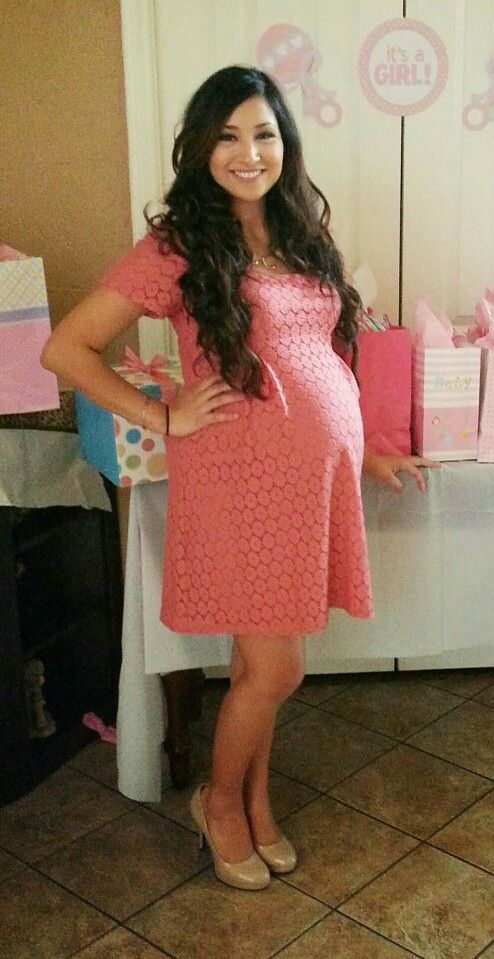 Baby shower dress in pink! - 8 Best Baby Shower Outfits Images On Pinterest Baby Shower