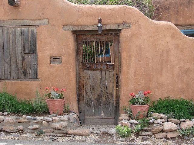Santa Fe Decorating Style Santa Fe Style Doors