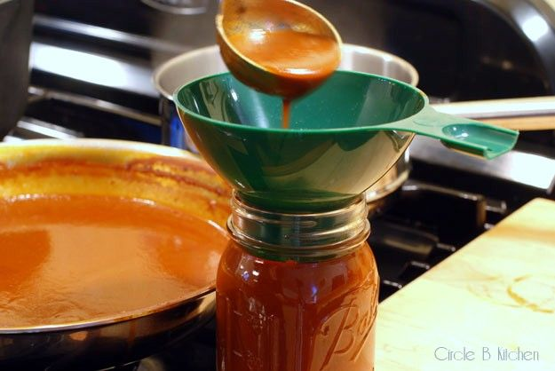 Homemade Enchilada Sauce - Circle B Kitchen