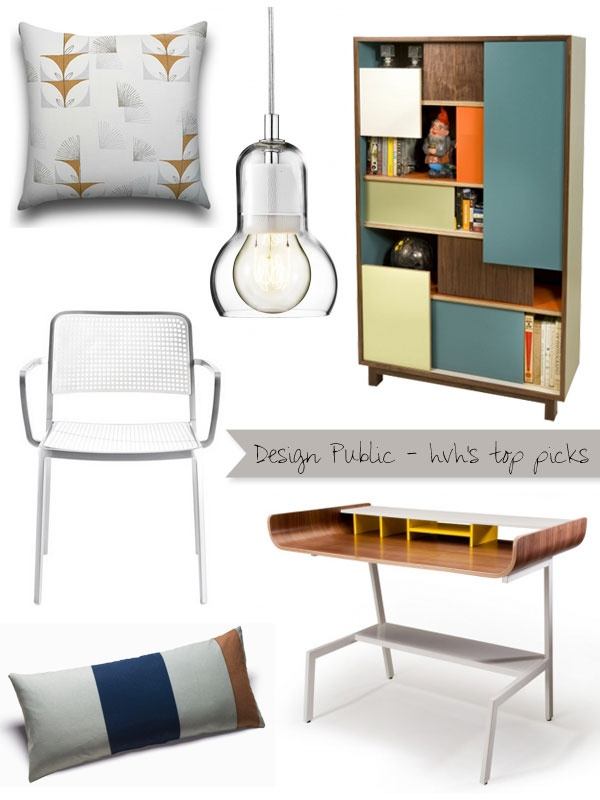 my top picks from the online shop - Design Public