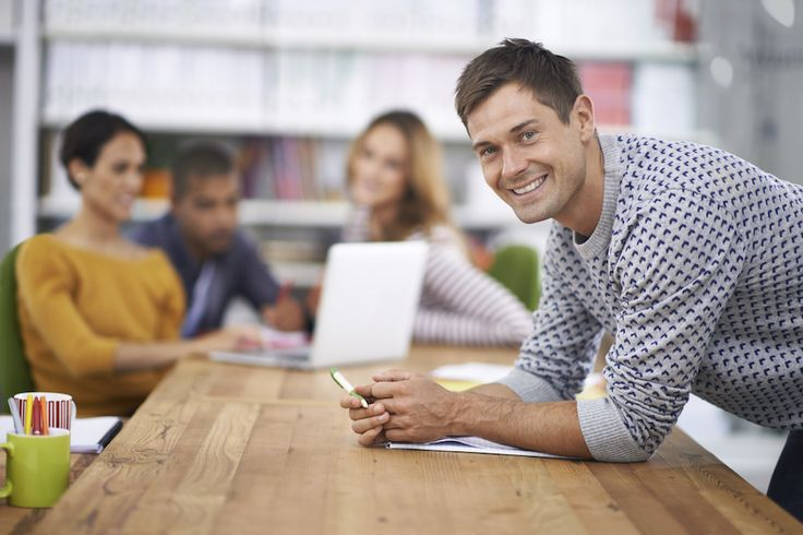 Interview with James Goldsmith -explained benefits of becoming tutor