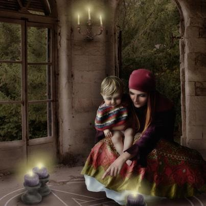 """""""mentor"""" <3Magic, Pagan Wiccan, Stars Art, Mothers Earth, Celebrities Mothers, Witches, Witchy Motherhood, Wiccan Child, Mother Earth"""