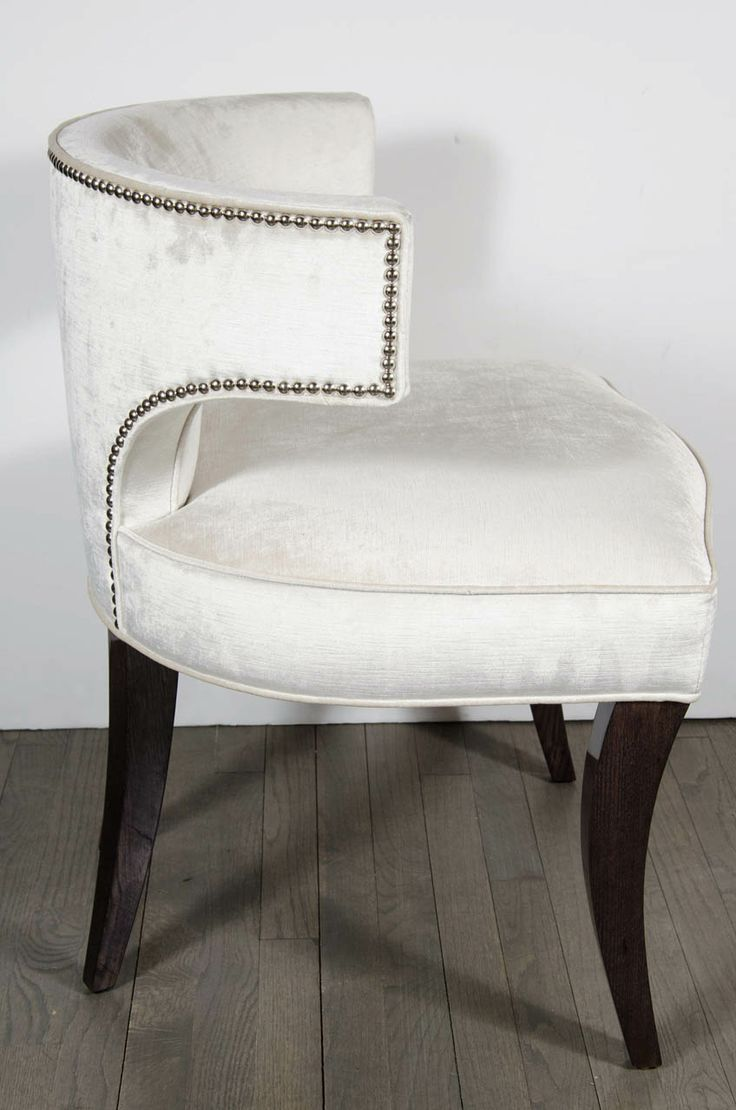 Klismos Dining Chair by Modernage from 1st Dibs, probably > $1k per