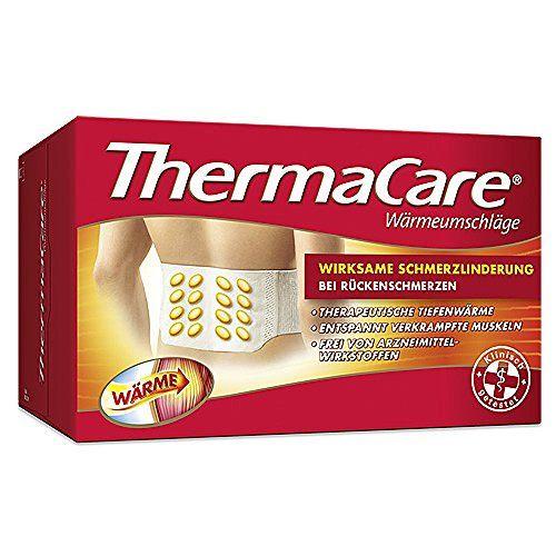 thermacare rücken 6 stück