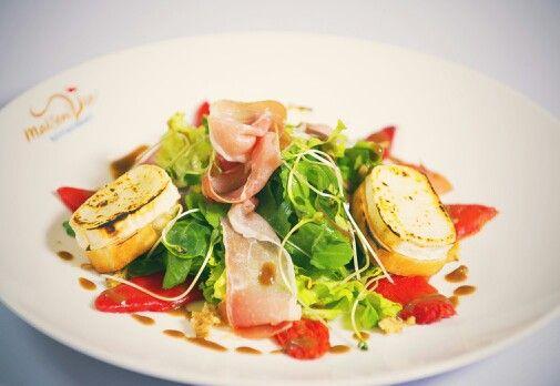 Die besten 17 Ideen zu Salade De Chèvre Chaud auf Pinterest | Recette ...