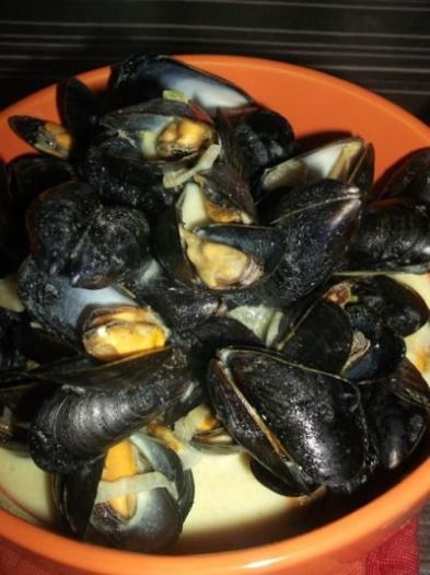 MOULES CREME CURRY