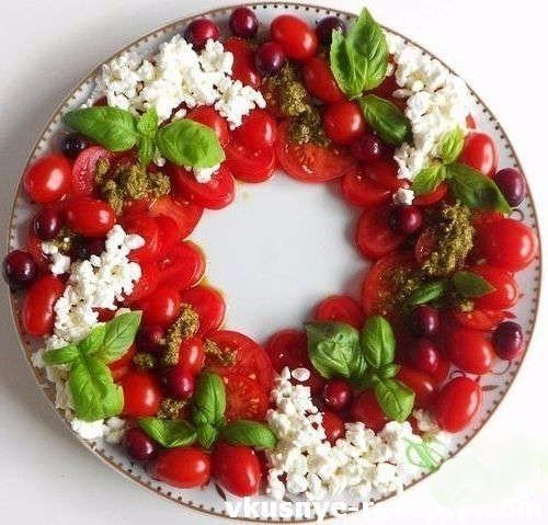 Christmas salad | Good food. Best Recipes