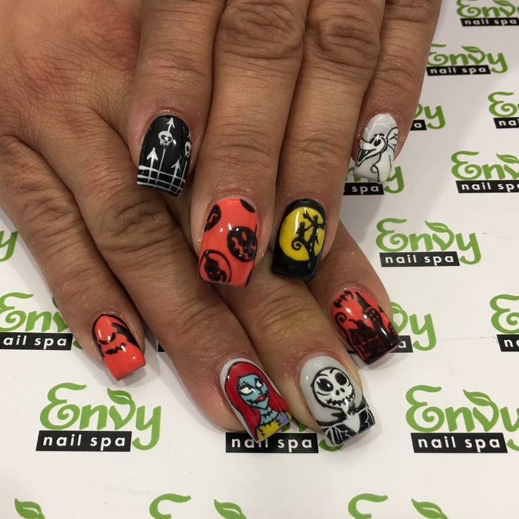 45 best Halloween & The Extreme images on Pinterest | Nail envy ...