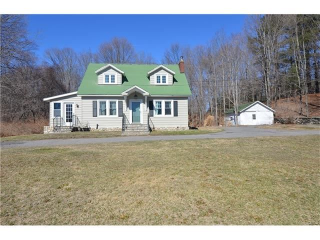 Classic New England Cape Cod style home that was build in 1928 and set on 2 acres. Many period details in this home.