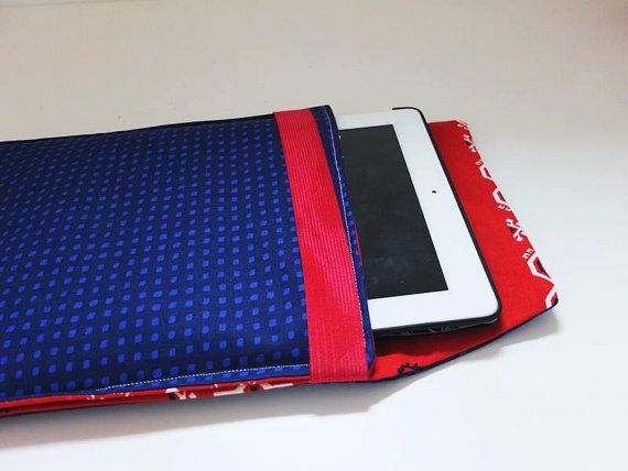Fabric iPad Cover Case with a padding layer, Cover Case Padded Sleeve for iPad 1, iPad2, iPad Air, Samsung Galaxy Tab 3 10.1 £14.00