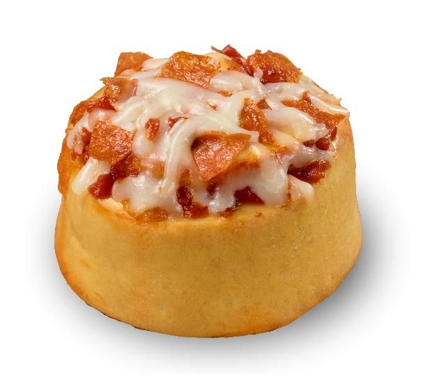 Pizzabon, A New Mini Pizza Offering by Cinnabon Bakery Chain