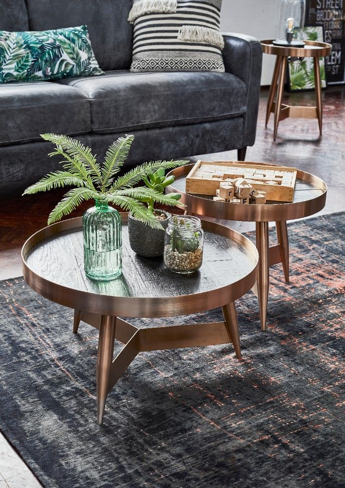 Arlington Round Small Side Table Occasional Tables Living Room In 2018 Decoration Pinterest And Home