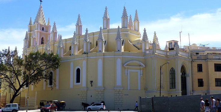 La iglesia del santo Ángel Custodio - http://www.absolut-cuba.com/la-iglesia-del-santo-angel-custodio/
