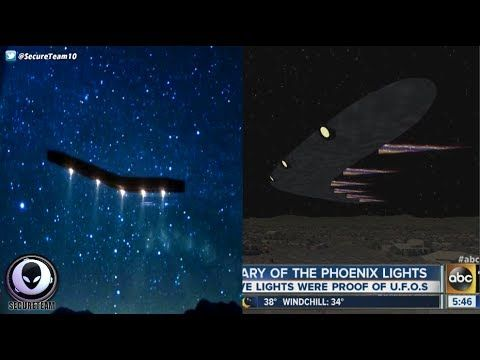 MYSTERY Witness To Phoenix Lights UFO Revealed! 5/25/17  Support the channel: https://www.patreon.com/TheSecureteam Secureteam10 is your source for reporting the best in new UFO sighting news, info on the ... http://webissimo.biz/mystery-witness-to-phoenix-lights-ufo-revealed-52517/