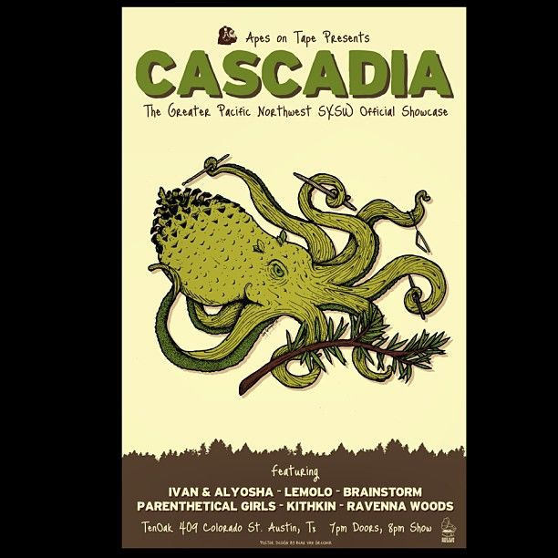 apes on tape presents cascadia   instagram photo by  apes on tape  apesontape  14 best cinema within album  2 images on pinterest   cover art      rh   pinterest