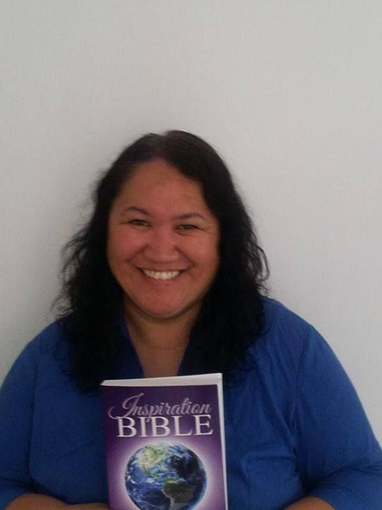 A happy contributor of the Inspiration Bible