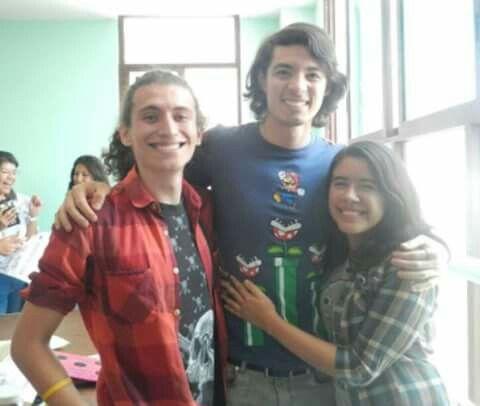Alfrely y Tommy Rojas