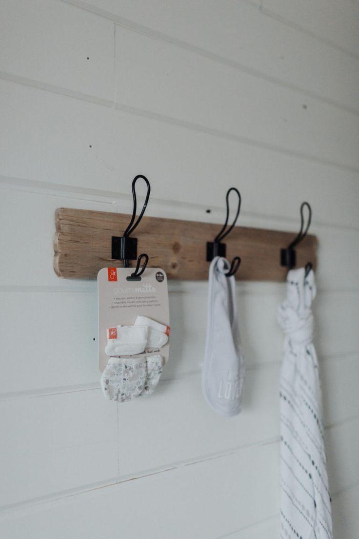Farmhouse wall hooks