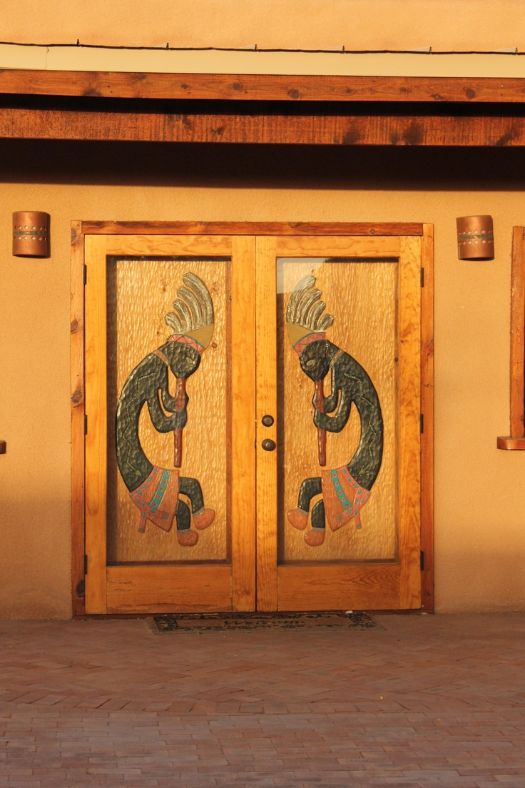 Southwest Doors Amp The Spanish Colonial Or Southwestern