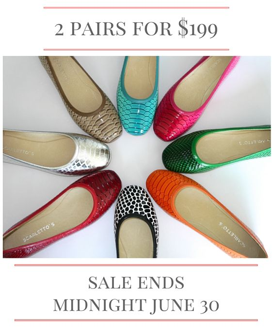 2 pairs $199 #ShoeSale ends midnight June 30. Grab yours today! http://scarlettos.com.au/ #StylishComfortableShoes  @Scarlettos_Shoes