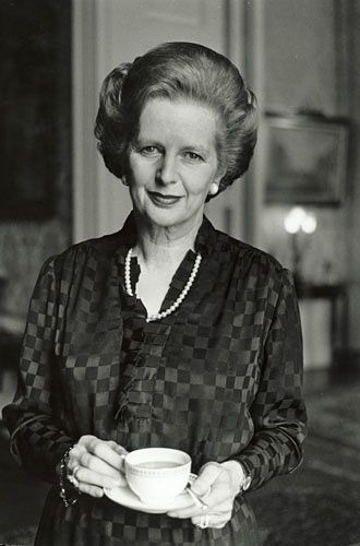 Margaret Thatcher: a life in pictures