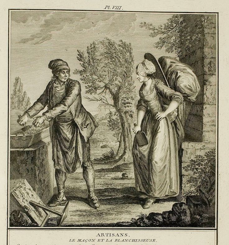 A Most Beguiling Accomplishment: Les Costumes François, Plate 8