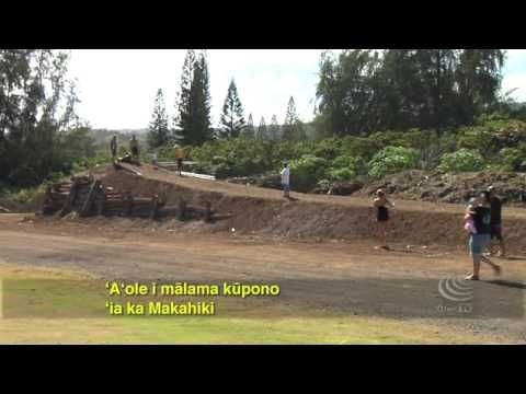 Makahiki Kuilima.  Hawaiian language commentary with English sub-titles.  Reinvigorating the Hawaiian culture in the country with keiki games...every visitor should see the Makahiki...every pinner will enjoy this Pin.