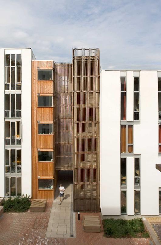 Newington Green Student Housing