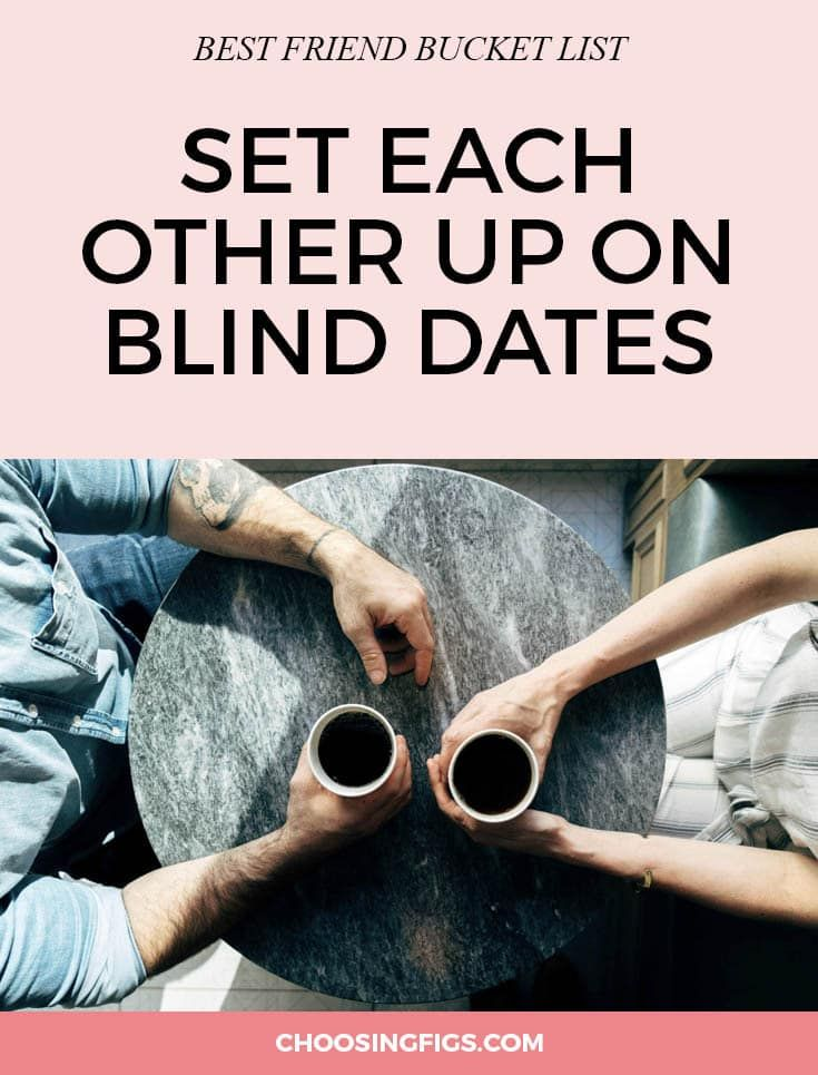 best advice for a blind date