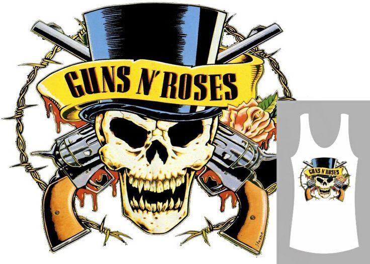 Código: #Guns Talles: S M L XL / Colores: Blanco, Amarillo Fluorescente y Aquamarine / Precio: $490.