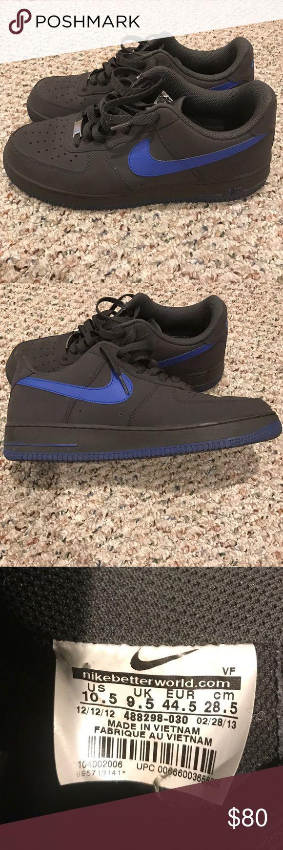 nike air force mid noir furniture