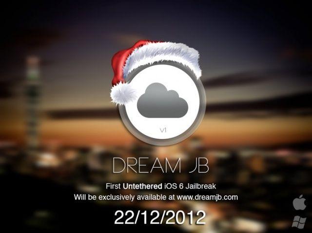 Untethered iOS 6 Jailbreak
